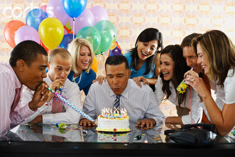 Office Party Planner: A great big hassle, or a great big opportunity?